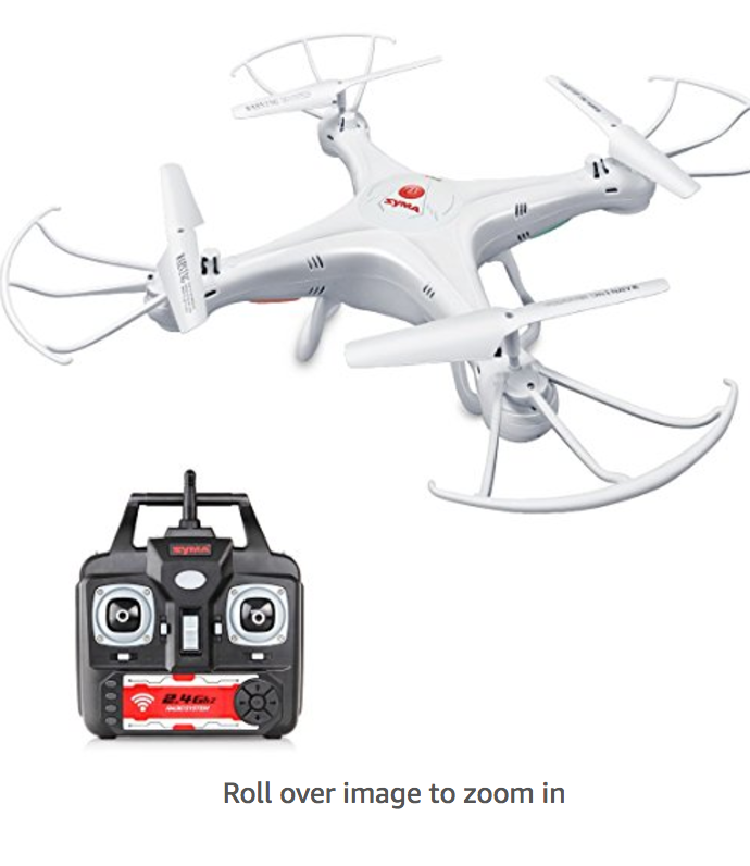 Syma X5 Drone Beginners Learning Model 36 On Amazon