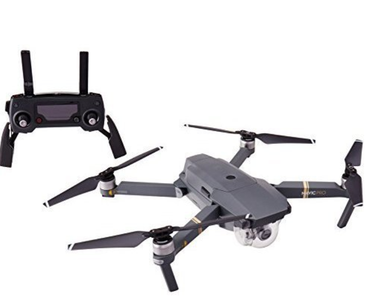 Mavic Pro Fly More Pky At 100 Off Amazon